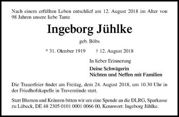Ingeborg Jühlke