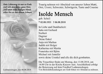 Isolde Mensch