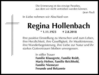 Regina Hollenbach