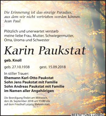 Karin Paukstat