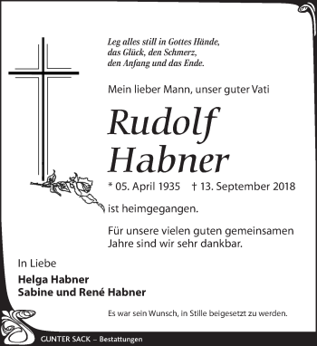 Rudolf Habner