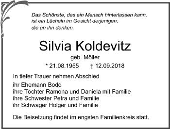 Silvia Koldevitz