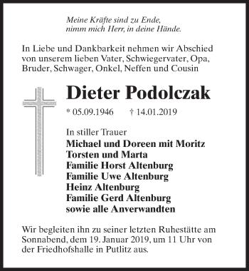 Dieter Podolczak