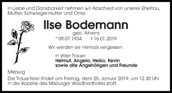 Ilse Bodemann