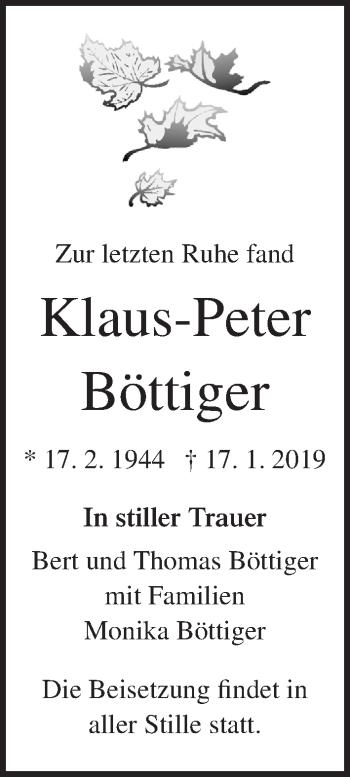Klaus-Peter Böttiger