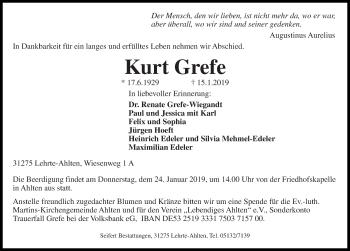 Kurt Grefe