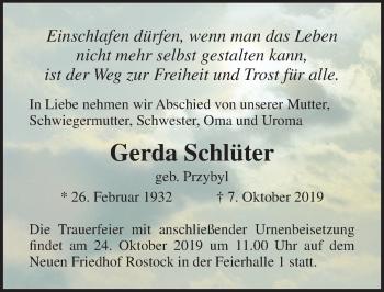 Gerda Schlüter