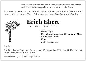 Erich Ebert