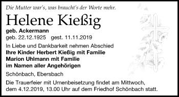 Helene Kießig