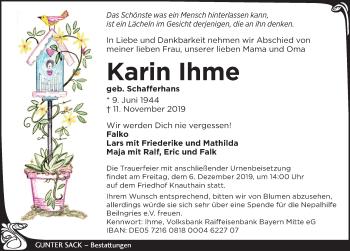 Karin Ihme
