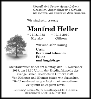 Manfred Heller