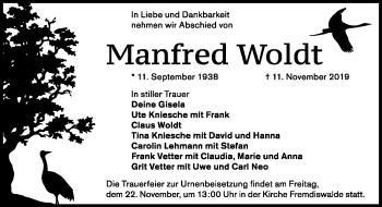 Manfred Woldt