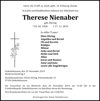 Therese Nienaber