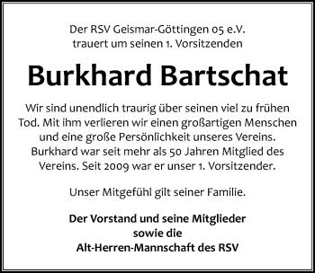 Burkhard Bartschat