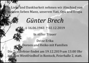 Günter Brech