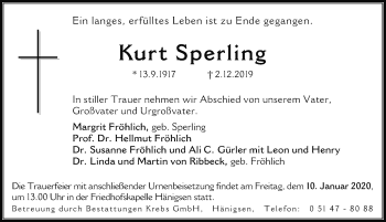 Kurt Sperling