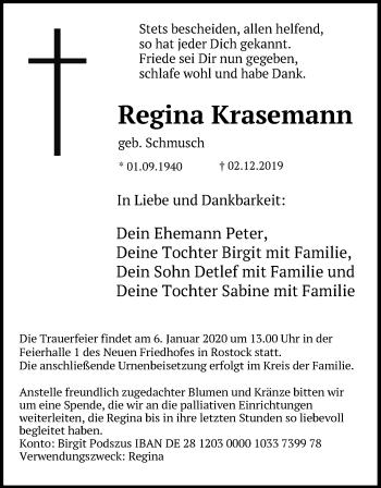 Regina Krasemann