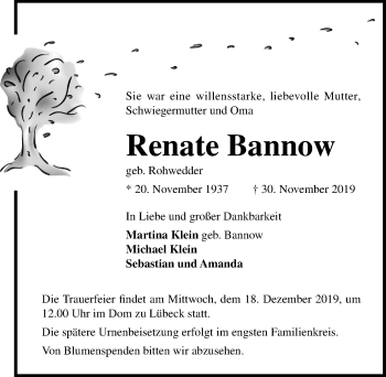 Renate Bannow