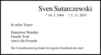 Sven Sutarczewski