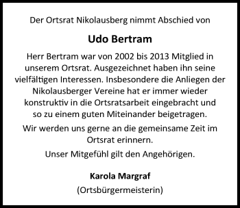 Udo Bertram