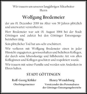 Wolfgang Bredemeier