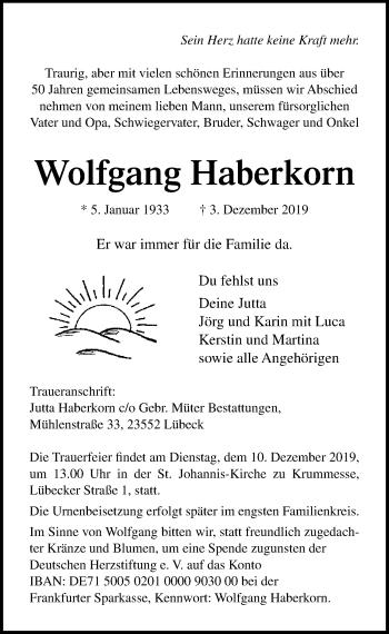 Wolfgang Haberkorn
