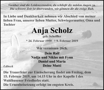 Anja Scholz