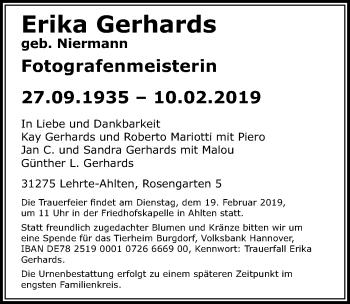 Erika Gerhards