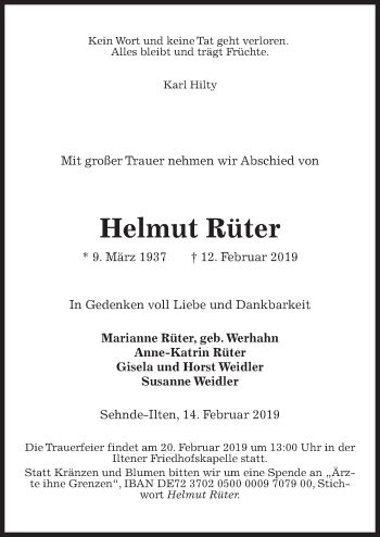 Helmut Rüter