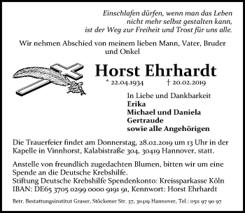 Horst Ehrhardt