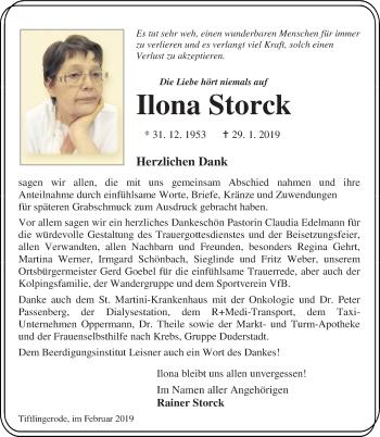 Ilona Storck