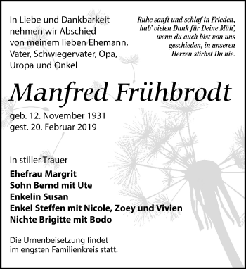 Manfred Frühbrodt