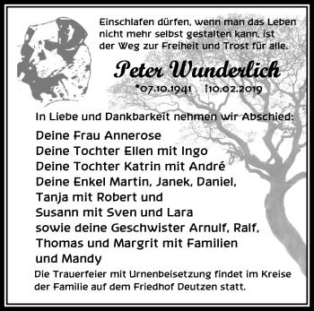 Peter Wunderlich