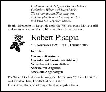 Robert Pisapia