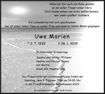 Uwe Marien