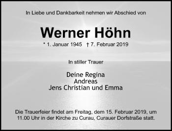 Werner Höhn
