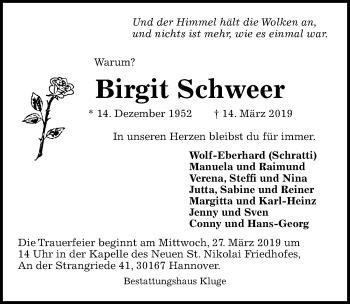 Birgit Schweer