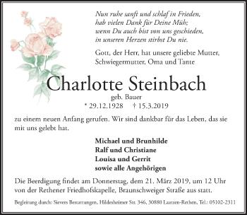 Charlotte Steinbach