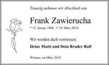 Frank Zawierucha