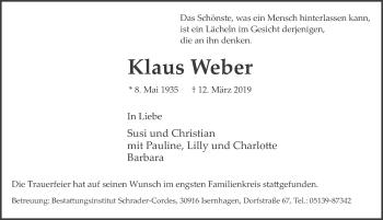 Klaus Weber