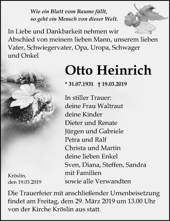 Otto Heinrich