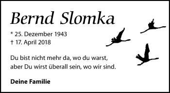 Bernd Slomka