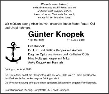 Günter Knopek
