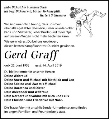 Gerd Graff