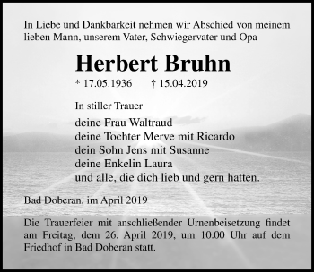 Herbert Bruhn