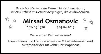Mirsad Osmanovic