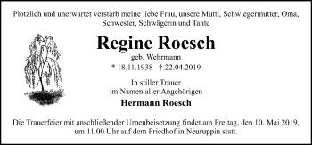 Regine Roesch
