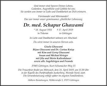 Schapur Ghawami