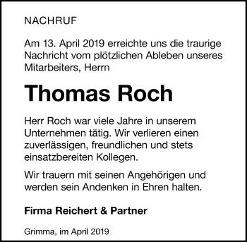 Thomas Roch