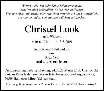Christel Look